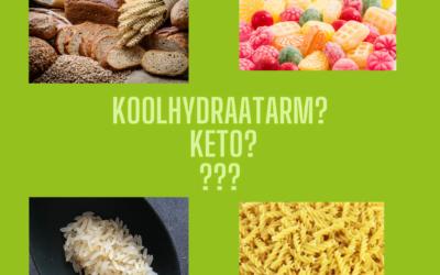 Koolhydraatarm? Keto? Welk dieet werkt bij emotie eten?